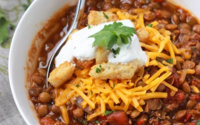 30-Minute Instant Pot Chili