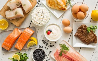 My Top 10 High Protein Foods