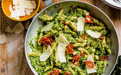 10 Quick and Easy Vegetarian Meals