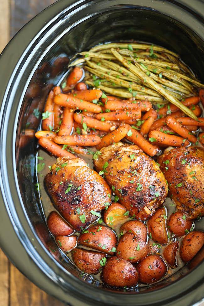 10 Healthier Versions of your Favorite Crockpot Meals