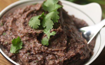 Healthy and Simple Black Bean Dip Recipe